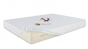 Детские наматрасники екатеринбург надувной матрас intex 66779 купить